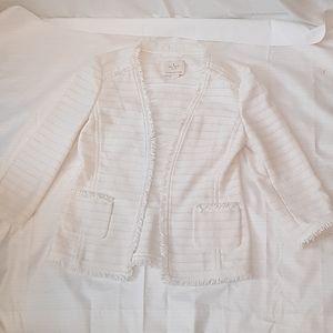 Kate spade tweed blazer